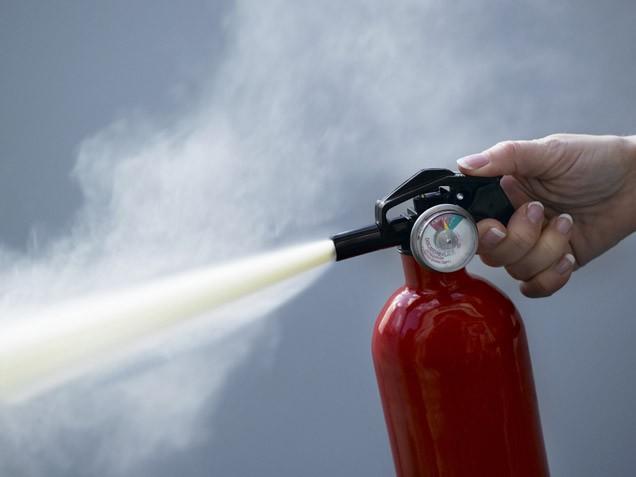 Extintores domésticos