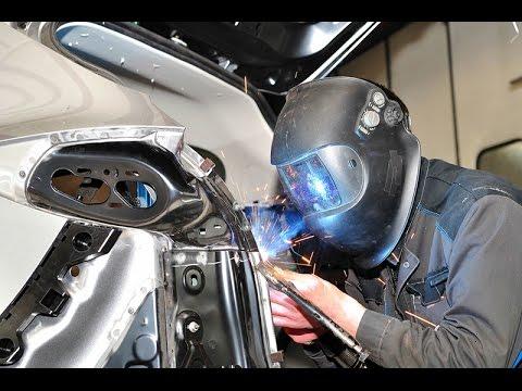 herramientas de soldadura para autos